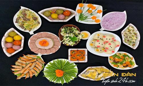 Khóa Học Nấu Ăn Gia Đình 32 Món Tại Hà Nội