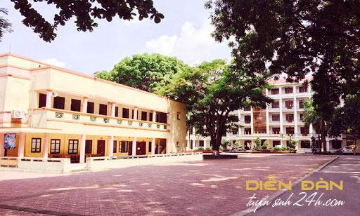 Điểm Chuẩn Đại Học Công Nghiệp Quảng Ninh