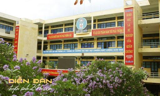 Thông Tin Tuyển Sinh Trường Đại Học Hải Phòng 2020