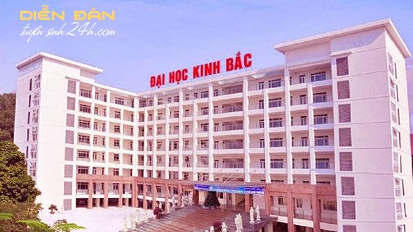 Thông Tin Tuyển Sinh Trường Đại Học Kinh Bắc