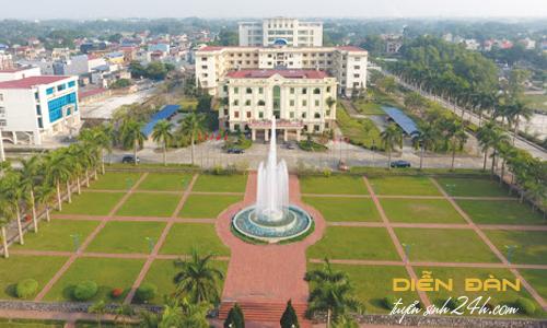 Thông Tin Tuyển Sinh Đại Học Kỹ Thuật Công Nghiệp - ĐH Thái Nguyên