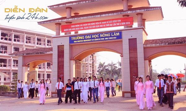 Thông Tin Tuyển Sinh Trường Đại Học Nông - Lâm Bắc Giang 2020