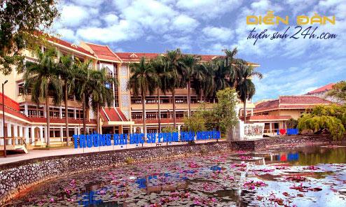 Thông Tin Tuyển Sinh Đại Học Sư Phạm Đại Học Thái Nguyên Năm 2020