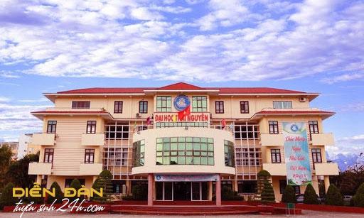Thông Tin Tuyển Sinh Trường Đại Học Thái Nguyên Năm 2020
