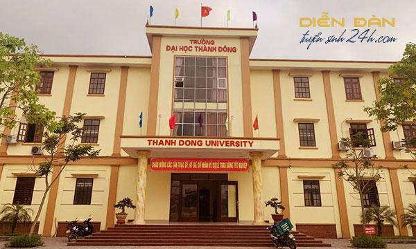 Thông Tin Tuyển Sinh Trường Đại Học Thành Đông 2021