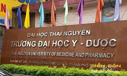 Thông Tin Tuyển Sinh Trường Đại Học Y Dược Đại Học Thái Nguyên Năm 2020