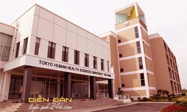 Thông Tin Tuyển Sinh Trường Đại Học Y Khoa Tokyo Việt Nam