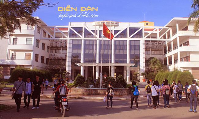 Thông Tin Tuyển Sinh Đại Học Công Nghệ Sài Gòn