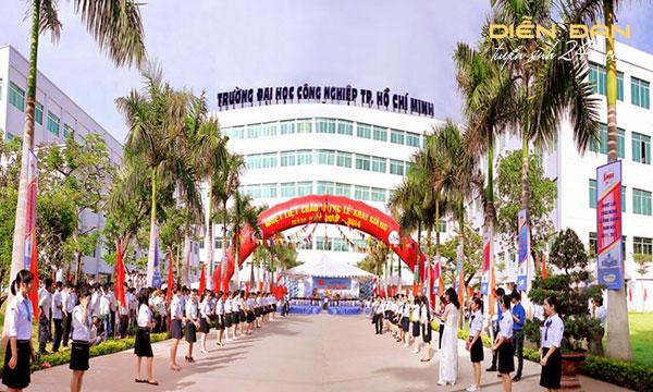 Thông Tin Tuyển Sinh Đại Học Công Nghiệp TP.HCM Năm 2020