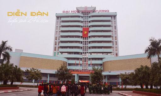 Điểm Chuẩn Đại Học Hùng Vương