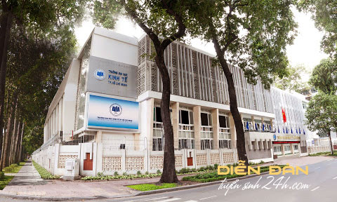 Thông Tin Tuyển Sinh Đại Học Kinh Tế TP. HCM 2020