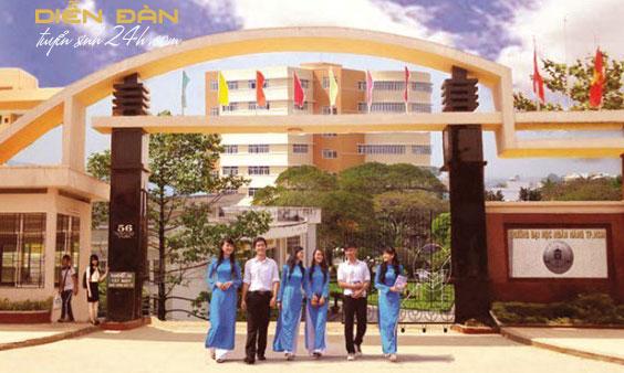 Thông Tin Tuyển Sinh Trường Đại Học Ngân Hàng TP Hồ Chí Minh 2020