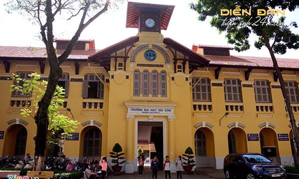Điểm Sàn Đại Học Sài Gòn - Dự Kiến Điểm Chuẩn
