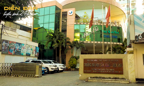 Thông Tin Tuyển Sinh Đại Học Sân Khấu Điện Ảnh TP Hồ Chí Minh