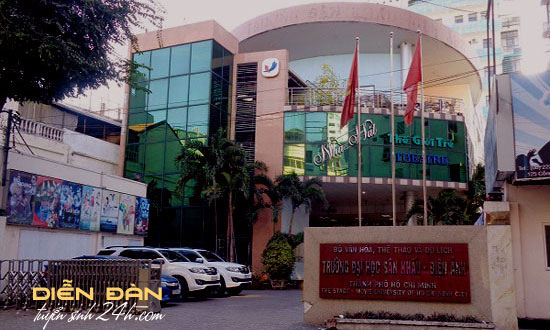 Thông Tin Tuyển Sinh Đại Học Sân Khấu Điện Ảnh TP. HCM 2020