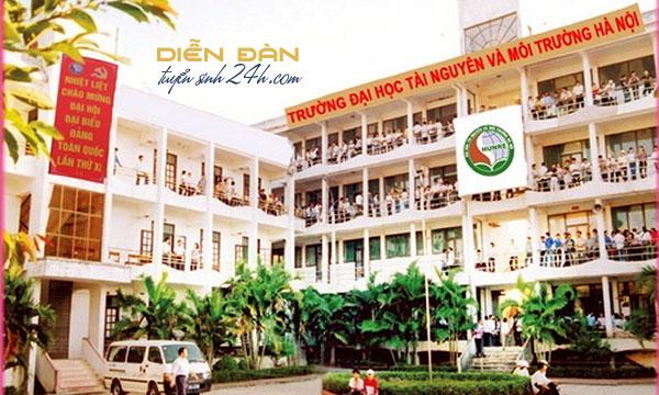 Thông Tin Tuyển Sinh Đại Học Tài Nguyên và Môi Trường TP.HCM 2021