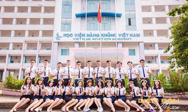 Thông Tin Tuyển Sinh Học Viện Hàng Không Việt Nam Năm 2021