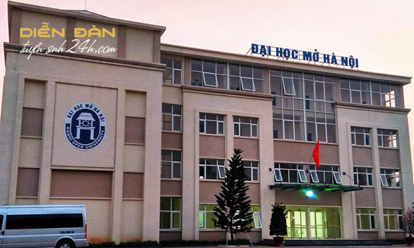 Thông Tin Tuyển Sinh Đại Học Mở Hà Nội 2021