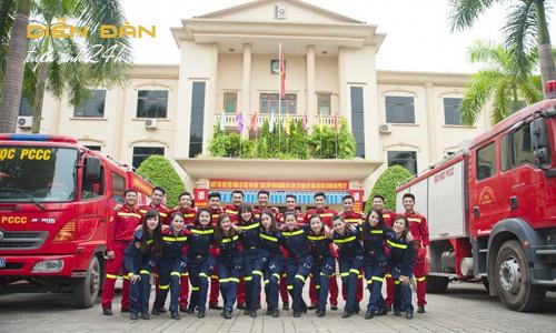 Thông Tin Tuyển Sinh Trường Đại Học Phòng Cháy Chữa Cháy