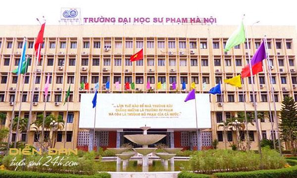 Đại Học Sư Phạm Hà Nội Tuyển Sinh Văn Bằng 2 Đại Học 2019