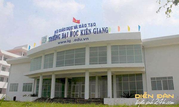 Thông Tin Tuyển Sinh Trường Đại Học Kiên Giang 2020