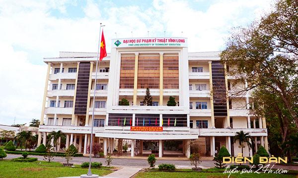 Thông Tin tuyển Sinh Trường Đại Học Sư Phạm Kỹ Thuật Vĩnh Long 2020