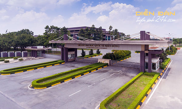 Thông Tin Tuyển Sinh Trường Đại Học Quốc Tế Miền Đông 2021