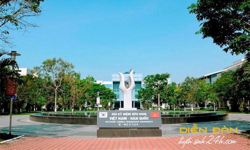 Điểm Chuẩn ĐH CNTT Và TT Việt Hàn - ĐH Đà Nẵng 2020
