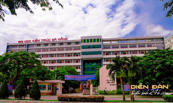 Thông Tin Tuyển Sinh Đại Học Kiến Trúc Đà Nẵng