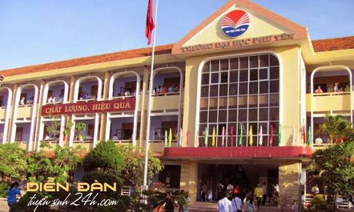 Thông Tin Tuyển Sinh Đại Học Phú Yên 2020