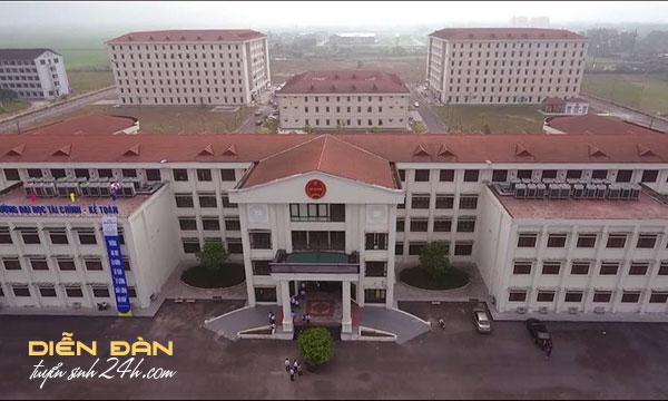 Điểm Chuẩn Đại Học Tài Chính Kế Toán