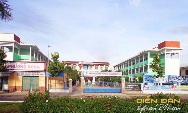 Thông Tin Tuyển Trường Cao Đẳng Phương Đông Quảng Nam 2021