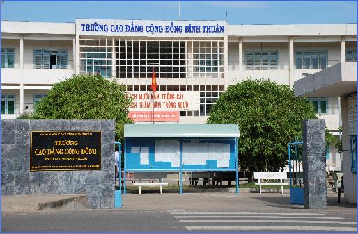 Thông Tin Tuyển Sinh Cao Đẳng Cộng Đồng Bình Thuận