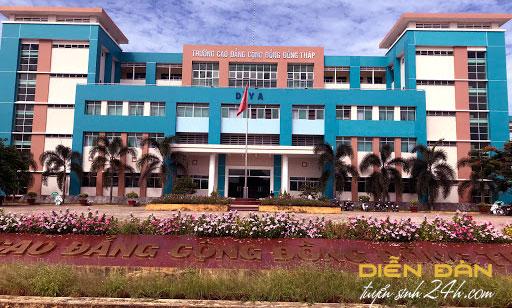 Thông Tin Tuyển Sinh Trường Cao Đẳng Cộng Đồng Đồng Tháp