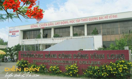 Thông Tin Tuyển Sinh Trường Cao Đẳng Cộng Đồng Vĩnh Long