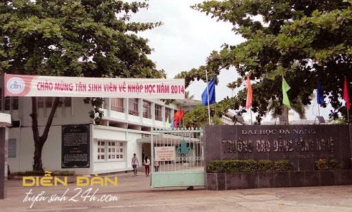 Thông Tin Tuyển Sinh Trường Cao Đẳng Công Nghệ (ĐH Đà Nẵng) 2021