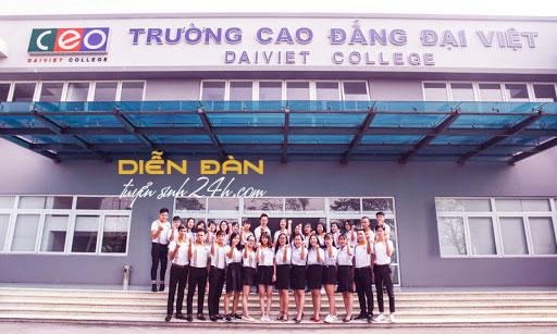 Thông Tin Tuyển Sinh Trường Cao Đẳng Đại Việt Năm 2021