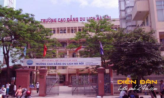 Thông Tin Tuyển Sinh Trường Cao Đẳng Du Lịch Hà Nội Năm 2021