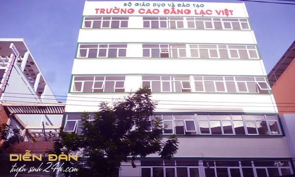 Thông Tin Tuyển Sinh Trường Cao Đẳng Lạc Việt