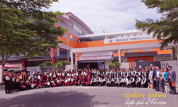 Thông Tin Tuyển Sinh Trường Cao Đẳng Quốc Tế Pegasus Năm 2020