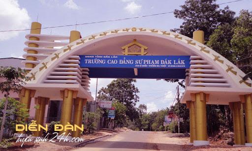 Thông Tin Tuyển Sinh Trường Cao Đẳng Sư Phạm Đắk Lắk Năm 2021