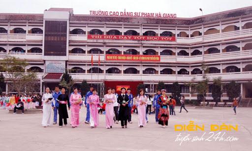 Thông Tin Tuyển Sinh Trường Cao Đẳng Sư Phạm Hà Giang 2021