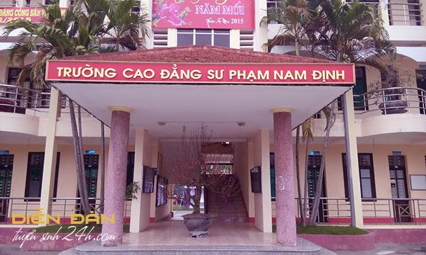 Thông Tin Tuyển Sinh Cao Đẳng Sư Phạm Nam Định 2021