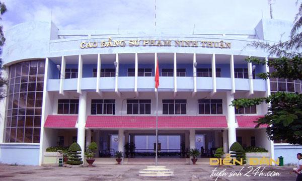Thông Tin Tuyển Sinh Trường Cao Đẳng Sư Phạm Ninh Thuận Năm 2021