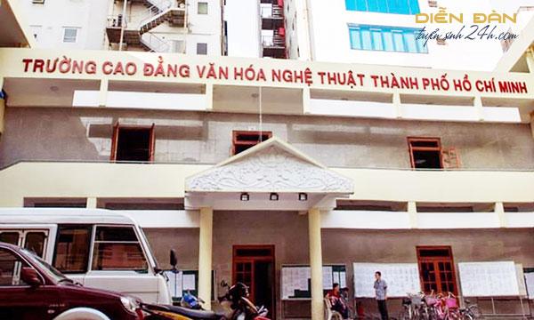 Thông Tin Tuyển Sinh Cao Đẳng Văn Hóa Nghệ Thuật TPHCM 2021