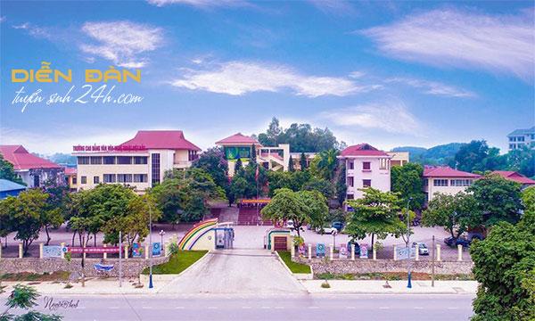 Thông Tin Tuyển Sinh Trường Cao Đẳng Văn Hóa Nghệ Thuật Việt Bắc 2020