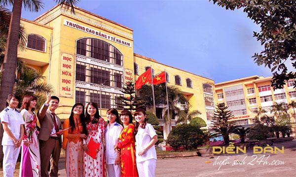 Thông Tin Tuyển Sinh Trường Cao Đẳng Y Tế Hà Nam