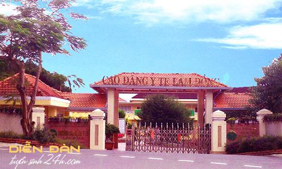 Thông Tin Tuyển Sinh Trường Cao Đẳng Y tế Lâm Đồng 2020