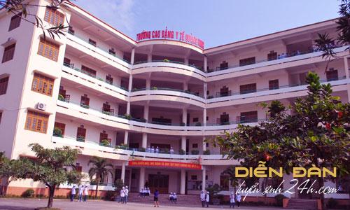 Thông Tin Tuyển Sinh Trường Cao Đẳng Y Tế Quảng Ninh 2021