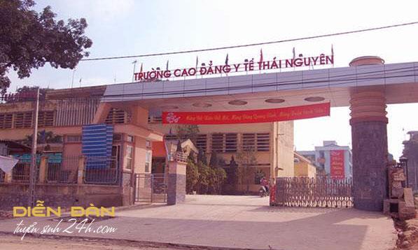 Thông Tin Tuyển Sinh Trường Cao Đẳng Y Tế Thái Nguyên 2021